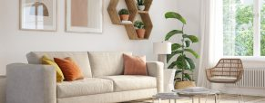 Health benefits of replacing your sofa cushions